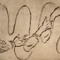 Etching, The Pilgrim's Progress