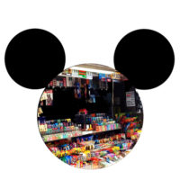 digital composition, Mickey Today's News