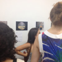 Say Something @ Lodge Gallery, L.E.S