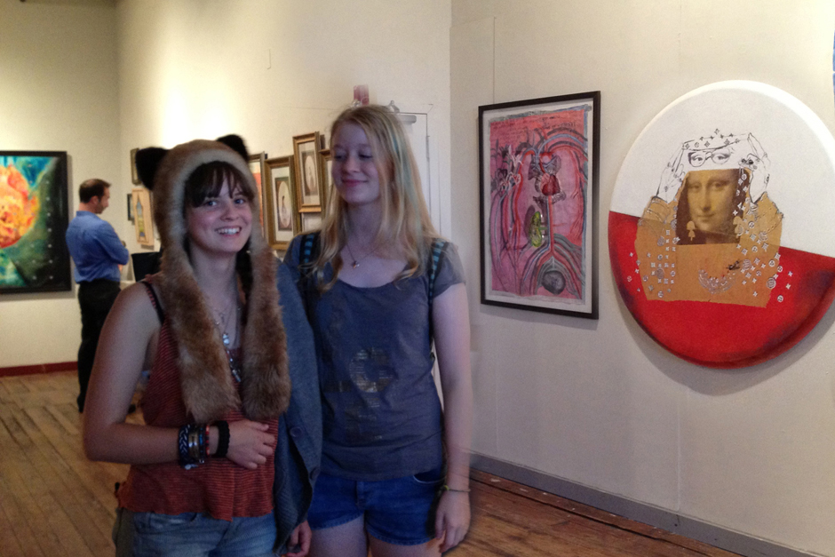 Death of an Icon, Phoenix village Gallery, PA