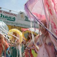 Mermaid Perade, Coney Island