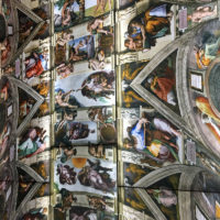 Michelangelo's_Sistine_Chapel_Lightbox@_The_Met