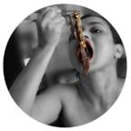 Hunger, Primal Colors, performance art